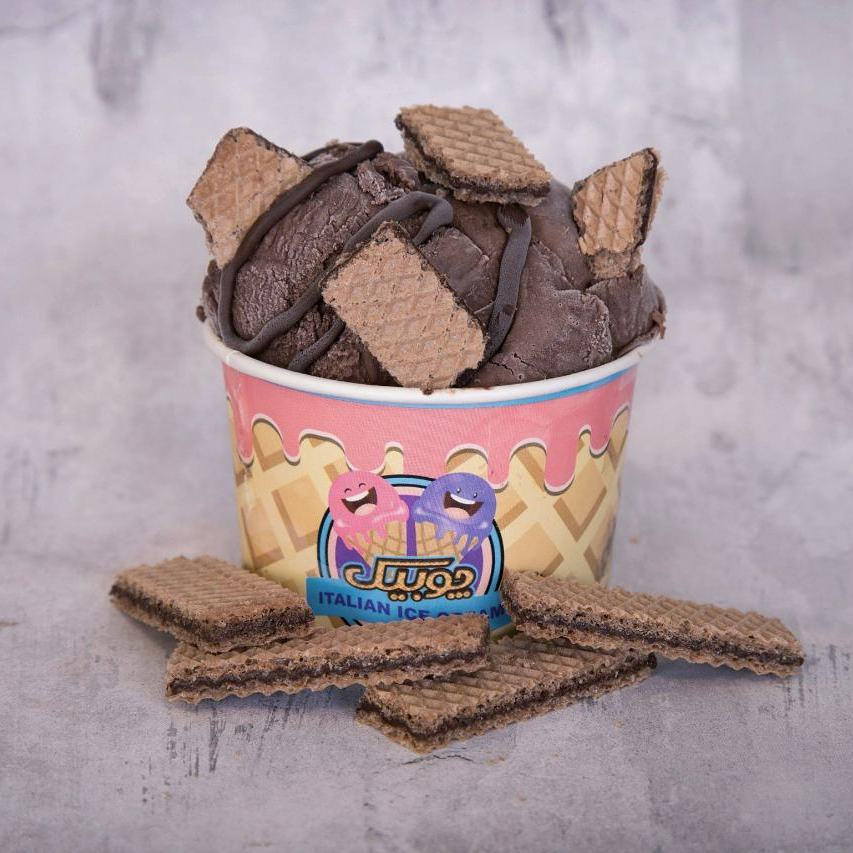 بستنی ژلاتو