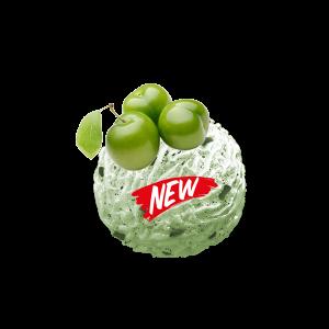 اسکوپ بستنی جلاتو گوجه سبز