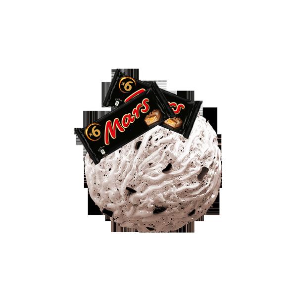 اسکوپ بستنی جلاتو مارس